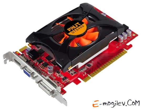 Palit GeForce GTS 450 1Gb GDDR3 NEAS4500HD01-1162F