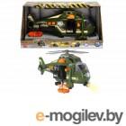 Dickie 20 330 8363 Военный вертолет с лебедкой 41 см.