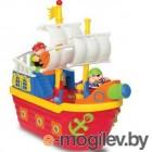 Kiddieland 038075 Корабль пиратов (свет, звук, батарейки)