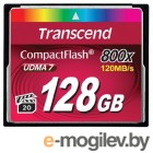 Transcend  800X 128Gb Compact Flash (TS128GCF800) RTL