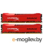 Kingston HyperX Savage CL9 Kit of 2 Retail HX321C11SRK2/8