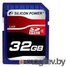 SDHC 32Gb Class4 Silicon Power SP032GBSDH004V10