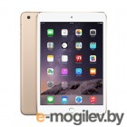 Apple iPad Mini 3 128Gb, Wi-Fi, Gold (MGYK2RU/A)