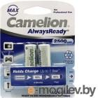 Camelion NH-AA2500AR-2 AlwaysReady (1.2V, 2500mAh) NiMH AA (уп. 2шт)