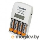 Camelion Battery Fast Charger BC-0907-4H27  (NiMh/NiCd,  AA/AAA) +4��  �����.