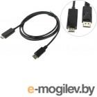 DisplayPort M-> HDMI  M  1.8m  VCOM  <CG605L>