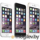 Смартфон Apple iPhone 6  64GB Silver (MG4H2RU/A) 4.7(1334x750) HD Retina