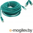 Patch Cord  UTP  кат.5e  15м Green