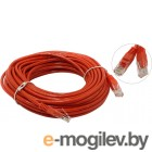 Patch Cord UTP кат.5e  15м Red