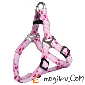 Trixie 16048 Modern Art Harness (M, Pink)