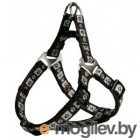 Trixie 15306 Modern Art Harness (XS, Brown)
