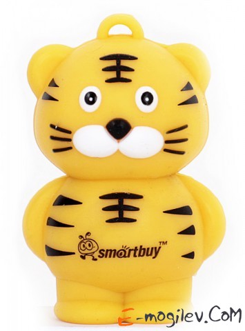 SmartBuy Wild Series Tiger <SB4GBTgr Y> USB2.0  4Gb