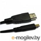Кабель Buro microHDMI-HDMI-1.8 HDMI-Micro вер1.4 длина 1.8м