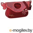 Сумка детская Step By Step Junior Alpbag Girls Cute owl красный/розовый