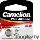 Батарейка (LR54) - Camelion [AG10-BP10] Alkaline; 1 шт.