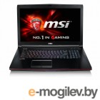 Ноутбук MSI GE72 2QE(Apache)-031RU Core i7 4720HQ/8Gb/1Tb/DVD-RW/nVidia GeForce GTX 965M 2Gb/17.3/FHD (1920x1080)/Windows 8 Single Language/black/WiFi/BT/Cam