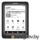 Digma S676 6 E-Ink Carta 1024x758 Touch Screen 600MHz 128Mb/4Gb/microSDHC/подсветка дисплея черный