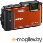 Nikon Coolpix AW130 Orange