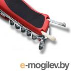 Нож перочинный Victorinox RangerGrip 63 0.9523.MC 130мм 5 функций красно-чёрный