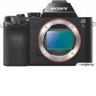 Sony Alpha ILCE-7S BODY черный