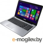 Asus K555LD-XO328H  Core i3 4030U/6Gb/500Gb/ DVD-RW/nVidia GeForce 820M/ 15.6/Windows 8.1 64/dk.blue