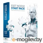 ESET NOD32 START PACK BOX