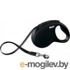 Flexi New Classic Compact 11841 (M-L, черный)