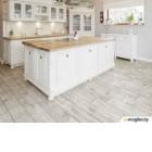 Керамический паркет Oset Cottage Brown PT12208 (600x150)
