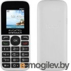 Alcatel One Touch 1016D (Pure White)