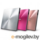 ASUS DVD-RW Slim External SDRW-08U5S-U/PINK/G/AS, USB2.0, Pink