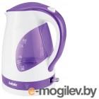 BBK EK1700P белый/фиолетовый