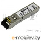 100Base-BX-D Single-Mode 20KM SFP Transceiver (TX-1550/RX-1310 nm)