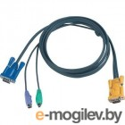 CABLE SP15M -- HD15M/MINIDIN6M; 10M