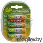Аккумулятор GP 270AAHC-2DECRC4 (4 шт. в уп-ке)