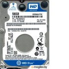 HDD. SATA2.5 500GB 5400RPM 16MB WD5000LPCX WDC