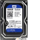 500Gb WD Caviar Green (WD5000AZRZ) {Serial ATA III, 64Mb buffer}