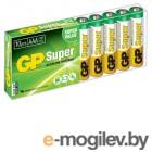 Батарея GP Super Alkaline 24A LR03 AAA (10шт. уп)