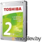 Toshiba SATA-III 2Tb HDWA120UZSVA E300 Low-Energy (5700rpm) 64Mb 3.5