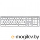 Apple Keyboard with Numeric Keypad MB110RS/B