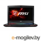 Ноутбук MSI GT72S 6QE-072RU Core i7 6820HK/16Gb/1Tb/SSD128Gb+128Gb/Blu-Ray Re/nVidia GeForce GTX 980M 4Gb/17.3/FHD (1920x1080)/Windows 10/black/WiFi/BT/Cam