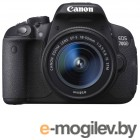 Canon EOS 700D KIT black + объектив LP-E8