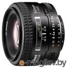 Nikon AF Nikkor 50mm f/1.4D (JAA011DB)
