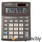Калькуляторы. Citizen Correct SD-212 черный