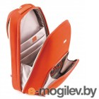 Cozistyle  Urban Backpack Travel рюкзак, хлопок/кожа, цвет оранжевый COZI Urban Backpack Travel, CANVAS Molten Lava Orange