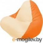 Flagman Relax Г4.1-019 светло-бежевый/оранжевый