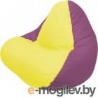 Flagman Relax Г4.1-028 желтый/бордовый