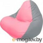 Flagman Relax Г4.1-046 розовый/светло-серый