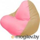 Flagman Relax Г4.1-050 розовый/темно-бежевый