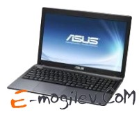 ASUS K55DR 15.6 HD LED/AMD A6 4400M/4Gb/500Gb/AMD HD7470/Black