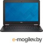 Dell Latitude E7270 | Core i7 6600U | 12.5 FHD Touch | 8Gb | SSD 512Gb | 4G | Wi-Fi | Bluetooth | CAM | Win 7 Pro | Black (7270-0561)